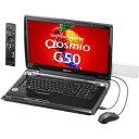 東芝 【2009年春モデル】 ノートパソコン Qosmio G50/97H PQG5097HLR PQG5097HLR 【送料無料】