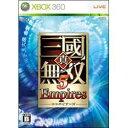 コーエーネット 【発売日未定】 [XBOX360ソフト] 真・三國無双5 Empires 360sinsanngoku5