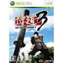スパイク 【2月26日発売】[Xbox360ソフト]侍道3 samuraimichi3