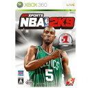 スパイク 【3月26日発売】[Xbox360ソフト]NBA 2K9 NBA2K9