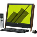 NEC 【2009年春モデル】 デスクトップパソコン VALUESTAR N VN770/SG6C PC-VN770SG6C メイプルブラウン PCVN770SG6C 【送料無料】