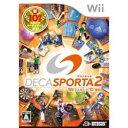 """ハドソン 【4月16日発売】 [Wiiソフト] デカスポルタ2Wiiでスポーツ """"10"""" 種目 RVL-P-R2SJ"""