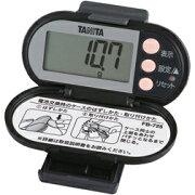 タニタ FB-725-BK(ブラック) 脂肪燃焼量付き歩数計