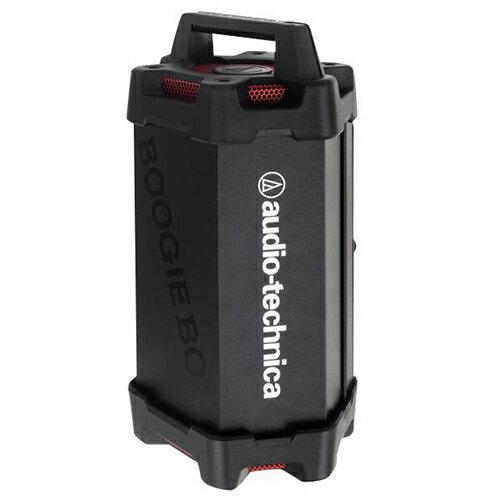 オーディオテクニカ AT-SPB70BT-BK(ブラック) BOOGIE BOX Bluetoothスピーカー