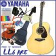 ヤマハ YAMAHA アコースティックギター LL6ARE 初心者 スペシャル スタートセット 【アコギ初心者】【送料無料】