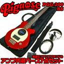 Pignose ピグノーズ PGB-200 CAアンプ内蔵ベース お手軽7点セット【送料無料】