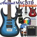 エレキギター 初心者 AriaProII MAC-STD 1...