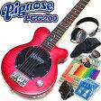 Pignose ピグノーズ PGG-200FM SPK フレイムトップ アンプ内蔵ミニギターセット【送料無料】