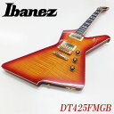 Ibanez アイバニーズ DT425FMGB CRS新品 メーカー保証有り【エレキギター】【98765】
