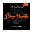 【送料 315円】【3セット】Dean Markley ディーンマークレー エレキギター弦2502B Nickel Steel Electric
