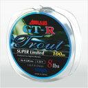 運動用品, 戶外用品 - 【コンビニ受取可】サンヨーナイロン GT-R TROUT SUPER Limited 300m 2lb〜12lb