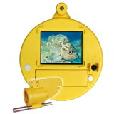【代引不可】【】 釣竿型水中カメラ うみなか みるぞう君 釣竿型水中カメラ うみなかみるぞう君 ライン長20m