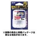 ショッピングウロコ 【メール便可】カツイチ V5 6.5 110本入 茶 仕掛け
