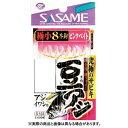 【メール便可】ささめ針 S-103 豆アジサビキ ピンクベイト 1号