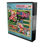 ポイント5倍!『送料無料』マイコンソフト Mr.Do!/Mr.Do! v.s UNICORNS X68000用 5インチディスク版 VIDEO GAME ANTHOLOGY vol.10 新品 DP3205034