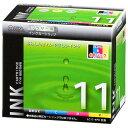 \エントリーでポイント3倍/『送料無料』オーム電機 ブラザー 互換インク LC11-4PK互換 4色パック 01-4172 INK-B11B...