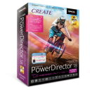 CyberLink PowerDirector 18 Ultimate Suite 乗り換え・アップグレード版