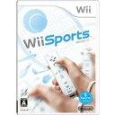 【15時までのご注文完了で当日出荷可能!】【あす楽対応_関東】【送料区分A】【在庫あり】任天堂 Wii スポーツ RVL-P-RSPJ