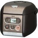 【在庫あり】【18時までのご注文完了で当日出荷可能!】SANYO ECJ-MS30-ST(ステンレスブラウン) ジャー炊飯器(3合炊き)