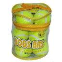 ドッグスブラザース #7740 硬式テニスボール練習球12P