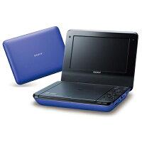 ソニーDVP-FX780-L(ブルー)_ポータブルDVDプレーヤー