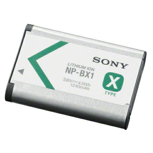 ソニー NP-BX1 リチャージャブルバッテリーパックの商品画像