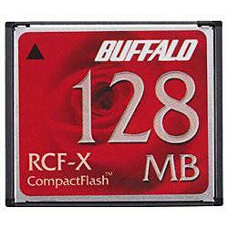 バッファロー RCF-X128MY コンパクトフラッシュカード 128MB