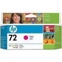 HP C9372A 純正 HP72 インクカートリッジ マゼンタ