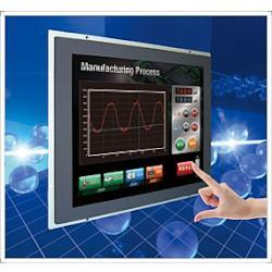 【長期保証付】三菱 TSD-ST194-MN(ブルーグレー) 19型 タッチパネル液晶ディスプレイ 組込みタイプ