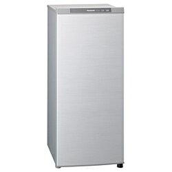 【長期保証付】パナソニック NR-FZ120B-S(シャイニングシルバー) 1ドア冷凍庫 121L