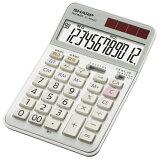 SHARP EL-N942C-X 実務電卓 セミデスクトップタイプ 12桁