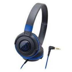 オーディオテクニカ ATH-S100-BBL(ブラックブルー) ポータブルヘッドホン