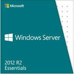 マイクロソフト Windows Server 2012 R2 Essentials 64Bit 日本語版