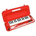 KC P3001-32K-RD(レッド) 鍵盤ハーモニカ 32鍵盤