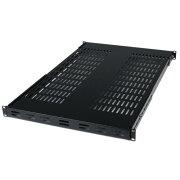 StarTech ADJSHELF(ブラック) サーバーラック棚板