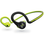 PLANTRONICS BACKBEATFIT-GR(グリーン) BackBeat FIT WIRELESS HEADPHONES + MIC