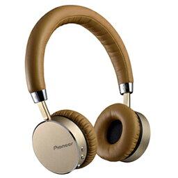 パイオニア SE-MJ561BT-T(ブラウン) Bluetooth ワイヤレスステレオヘッドホン