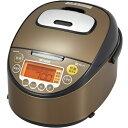 タイガー魔法瓶 JKT-J180-XT(ブラウンステンレス) 炊きたて みんなのtacook IH炊飯器 1升