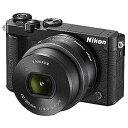 ニコン Nikon1 J5 標準パワーズームレンズキット(ブラック)