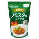 鳥越製麺 TR100 ヌードルメーカー専用 低糖質パスタ風ミックス 500g / 袋 5�6人分