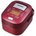 【長期保証付】東芝 RC-10VXJ-R(グランレッド) 真空圧力かまど炊き IH炊飯器 5.5合