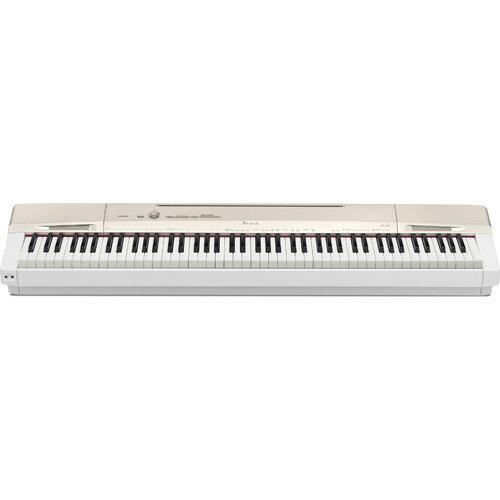 CASIO PX-160-GD(シャンパンゴールド調) Privia(プリヴィア) 電子ピアノ 88鍵盤