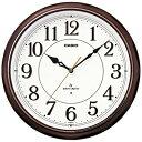 CASIO IQ-1051NJ-5JF 電波壁掛け時計