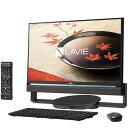��Ĺ���ݾ��ա�NEC PC-DA970CAB(�ե�����֥�å�) LAVIE Desk All-in-one DA970 / CAB 23.8�� TV���塼�ʡ����