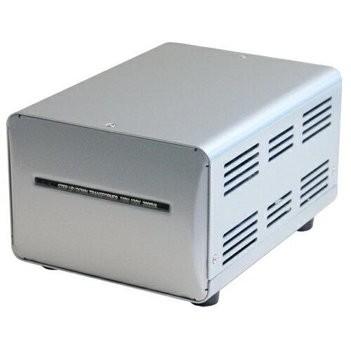 カシムラ NTI-150 海外国内用薄型変圧器110-130V/2000VA