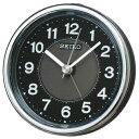 セイコー KR895K(黒メタリック) 目覚まし時計