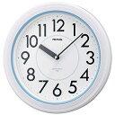 ノア精密 W-662 WH-Z(ホワイト) 掛け時計