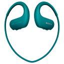 ソニー NW-WS414 LM(ブルー) ウォークマン Wシリーズ 8GB
