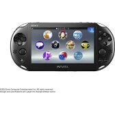 ソニー・インタラクティブエンタテインメントLLC PlayStation Vita(プレイステーション ウ゛ィータ) Wi-Fiモデル PCH-2000 ZA11(ブラック)