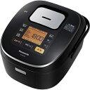 パナソニック SR-HB186-K(ブラック) IH炊飯器 1升